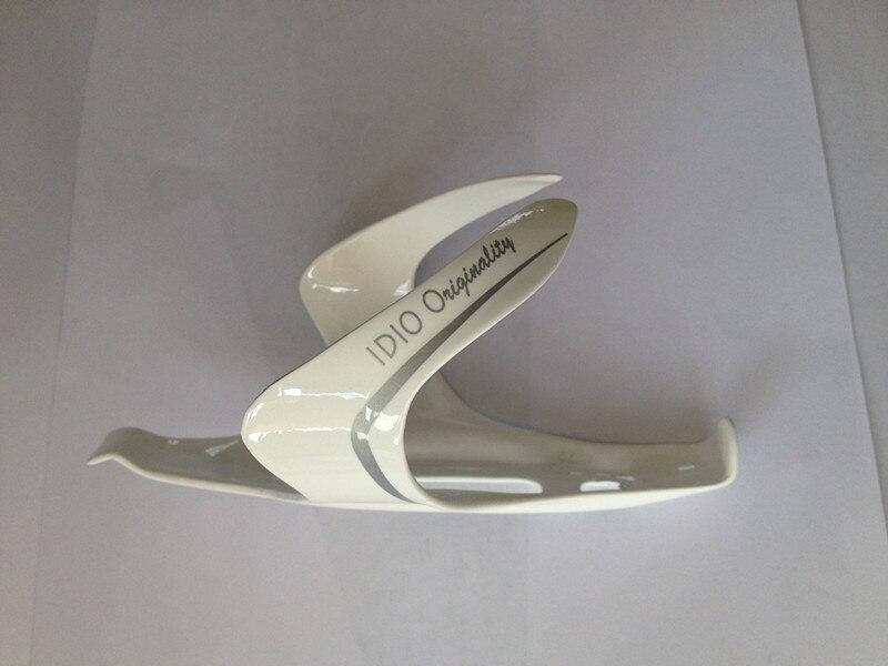 Carzpro клетки углерода idio бутылки клетки флягодержатель 21 г велосипед Запчасти portabidones carbono - Цвет: Прозрачный