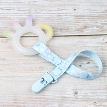5pc/set Soother Clip Baby Pacifier Chain Dummy Clips Nipple holder Fruit Feeding Bottle Soother Holder