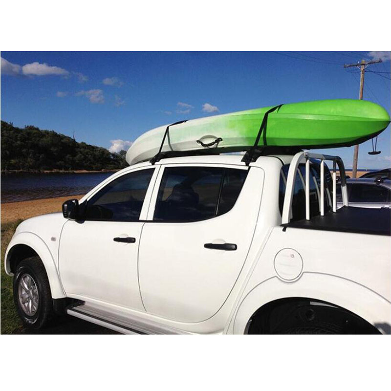 Paddle Board Car Racks >> Us 37 5 5 Off 2 X Universal Car Soft Roof Rack Luggage Carrier Surfboard Paddleboard Anti Vibration With Adjustable And Heavy Duty Straps In Roof