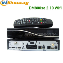 Hot In Italy Enigma2 satellite receiver DM800se wifi REV D11 mainboard,DM800HD se support 300M Wifi with DVB-S2 sim 210 Card