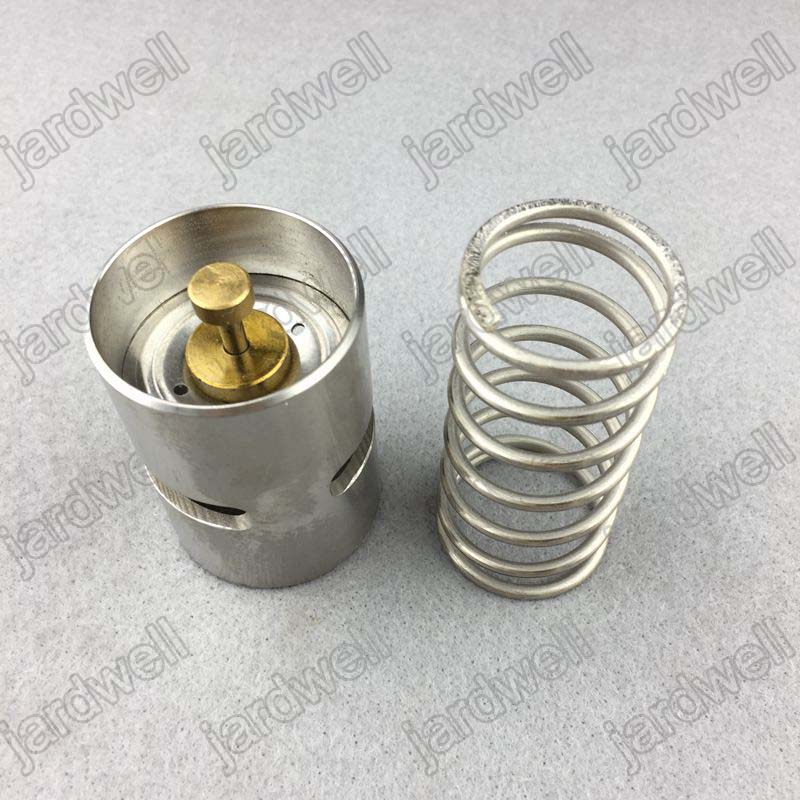 Thermal valve Outer Dia.*Height:45*64(mm) with opening temperature 75 degree centigrade