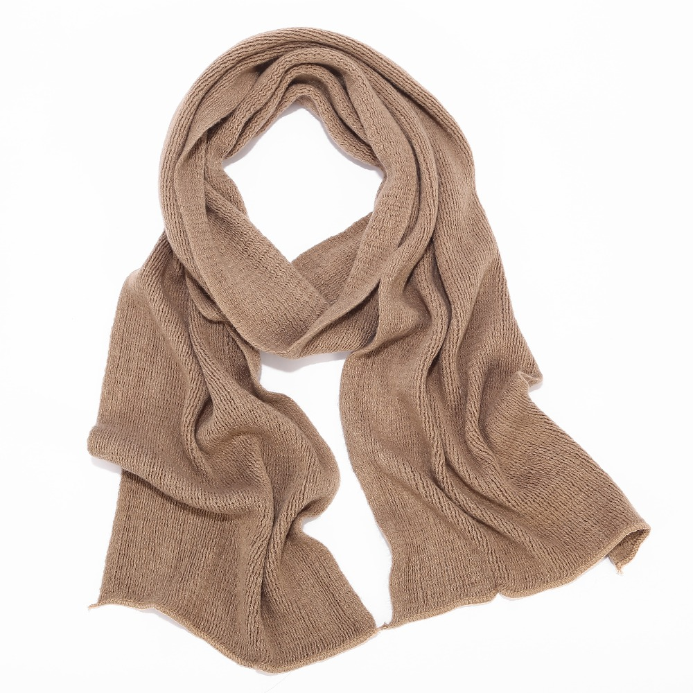 Hot Sale Knit Scarf Spring Autumn Unisex Scarf Thick Warm Men Winter Scarves Long Size Cashmere Women Scarves