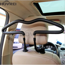 Удобная вешалка в автомобиль авто подголовник сиденья одежда пальто подвесной держатель стенд водителя пассажирского автомобиля вешалка для пальто