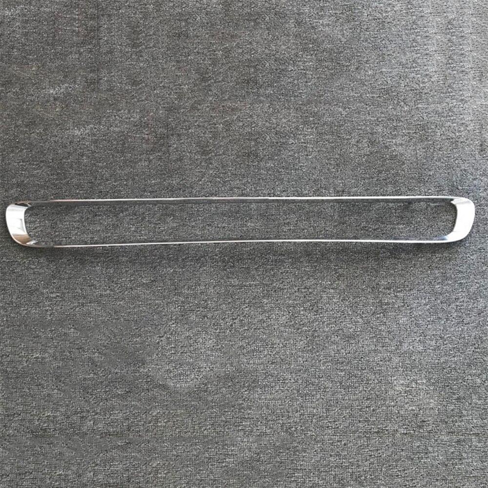 1PCS Car Front Bumper Air Network Decoration Frame Ventilation Strip For BMW MINI Cooper S One