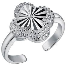 Rings 925 Fashion Jewelry gift rings silver PJ193(China)