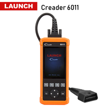 Launch CReader 6011 CR6011 OBD2 Scanner ABS SRS Code Read Auto Diagnostic Tool Car OBD 2