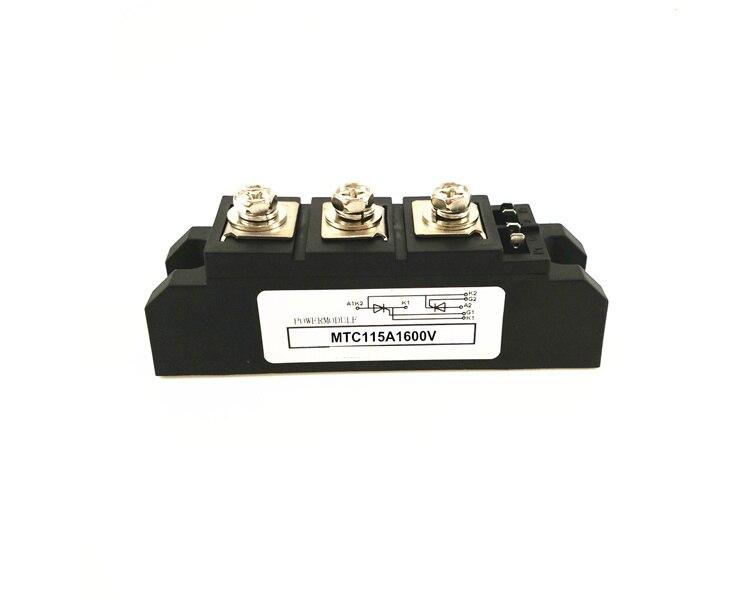Thyristor Module MTC 115A 1600V Thyristor Module t50ac120a 50a1200v thyristor module