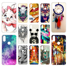 Back Cover For Doogee Y8 Case Silicone Soft Protective TPU Case For Coque Doogee Y8  Bumper Mobile Phone Accessories Bags 6.1