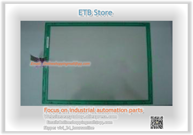 N010-0551-t261 12.1 inch 7 Wire Resistive Touch Screen Panel