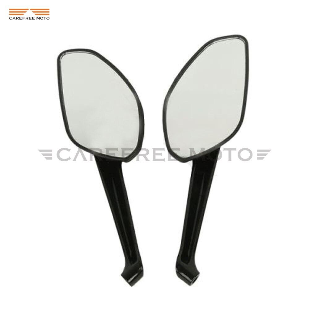 Black Rear View Mirror For Suzuki GSXR Hand Side 600 750 2011-19 1000 Back Right