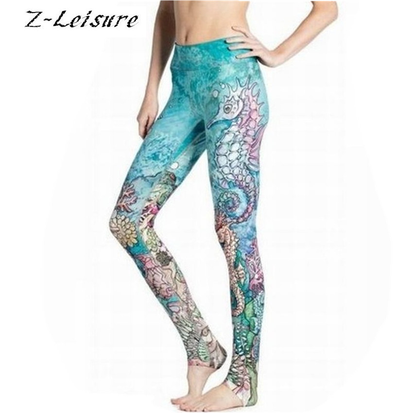 6111a9ee02112 Detail Feedback Questions about Z Leisure 2016 Yoga Leggings Sports Pants  For Women Gym Slimming Quick Dry Workout Leggings Sexy Skinny Running Tights  YG013 ...