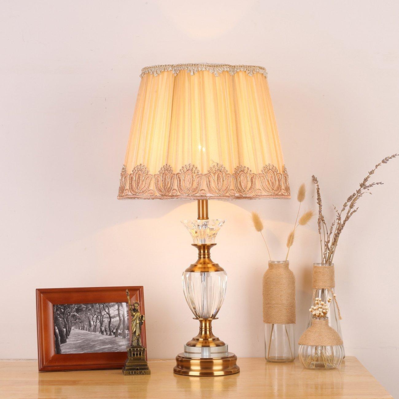 Ganeed Kristall Blume Tischlampen Fr Wohnzimmer Schlafzimmer 3356 CM 1322