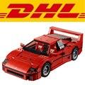 2017 New LEPIN 21004 1158Pcs Creator LaFerrari F40 Red Car Model Building Kits Blocks Bricks Children Toys Gift Compatible 10248