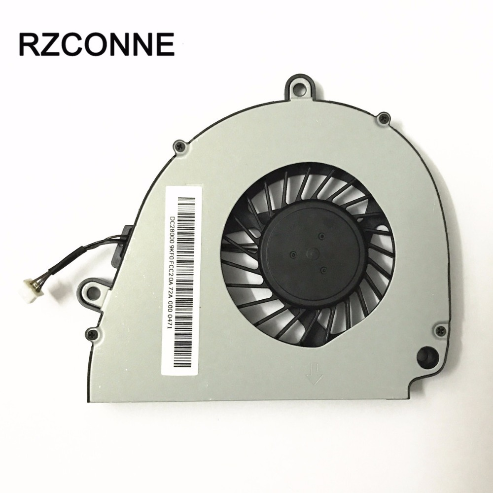 New CPU Cooling Fan For Acer Aspire E1-531 E1-531G E1-571 V3 V3-531 V3-531G V3-571 V3-571G DFS601305FQ0T цены