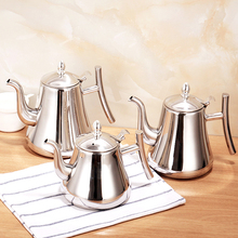 Stainless Steel Coffee Percolator Teapot Drip Kettle Coffeemaker Makes delicious perfectly brewed coffee Suit Microwave