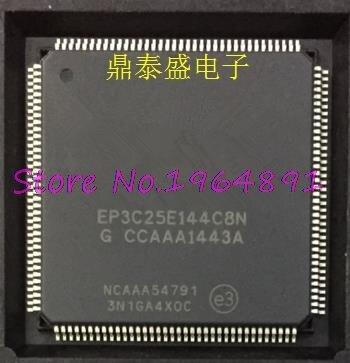 2pcs/lot EP3C25E144C8N EP3C25E144 EP3C25E QFP1442pcs/lot EP3C25E144C8N EP3C25E144 EP3C25E QFP144