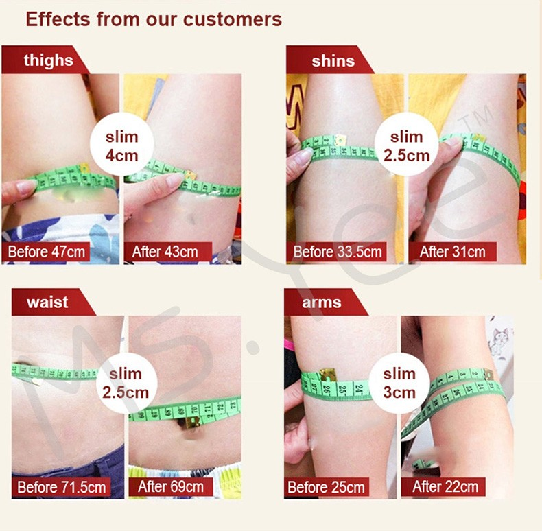Natural Body Slimming Firming Essential Oil Effect Thin Legs Waist Arms Fat loss Safety Lost Weight Health & Beauty Massage Oils 4