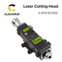 Raytools BT240S 0 3.3kw Fiber lazer kesme başlığı BT240 2000W Raycus IPG Fiber lazer