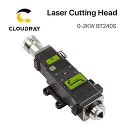 Raytools BT240S 0-3.3kw tête de coupe Laser à fibers BT240 2000W pour Laser à fibers Raycus IPG