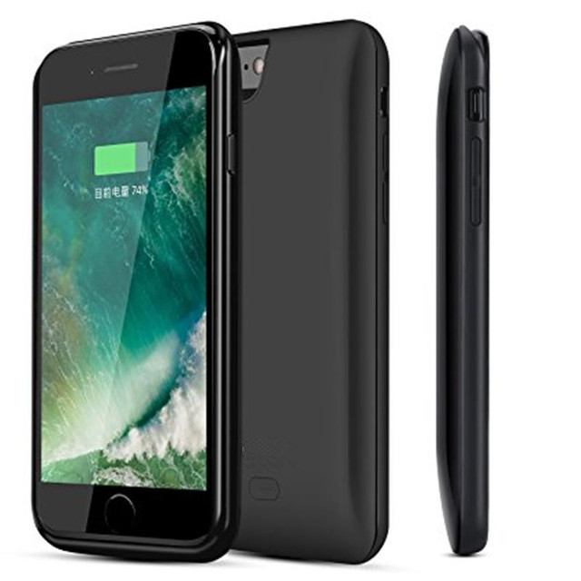 Gagaking power bank for iphone7 plus 7500mah battery charger case for Iphone 7 plus Battery case for Iphone 7 plus  phone case