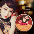 Authentic old Shanghai rose nacional de gordura de porco isolado creme corretivo