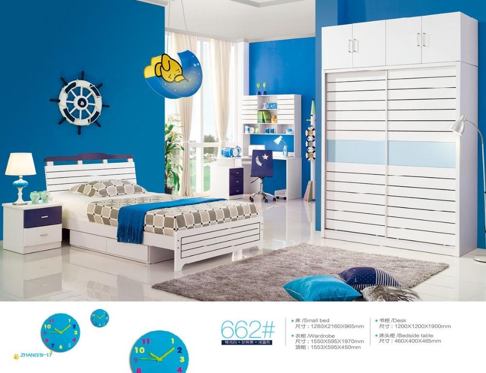 28ff14354 2018 الفاخرة الطفل سرير أحذية بطابقين مع الدرج الوقت محدودة عرض خاص الخشب  مضاءة الشقي رياض الأطفال أثاث غرفة نوم مجموعة