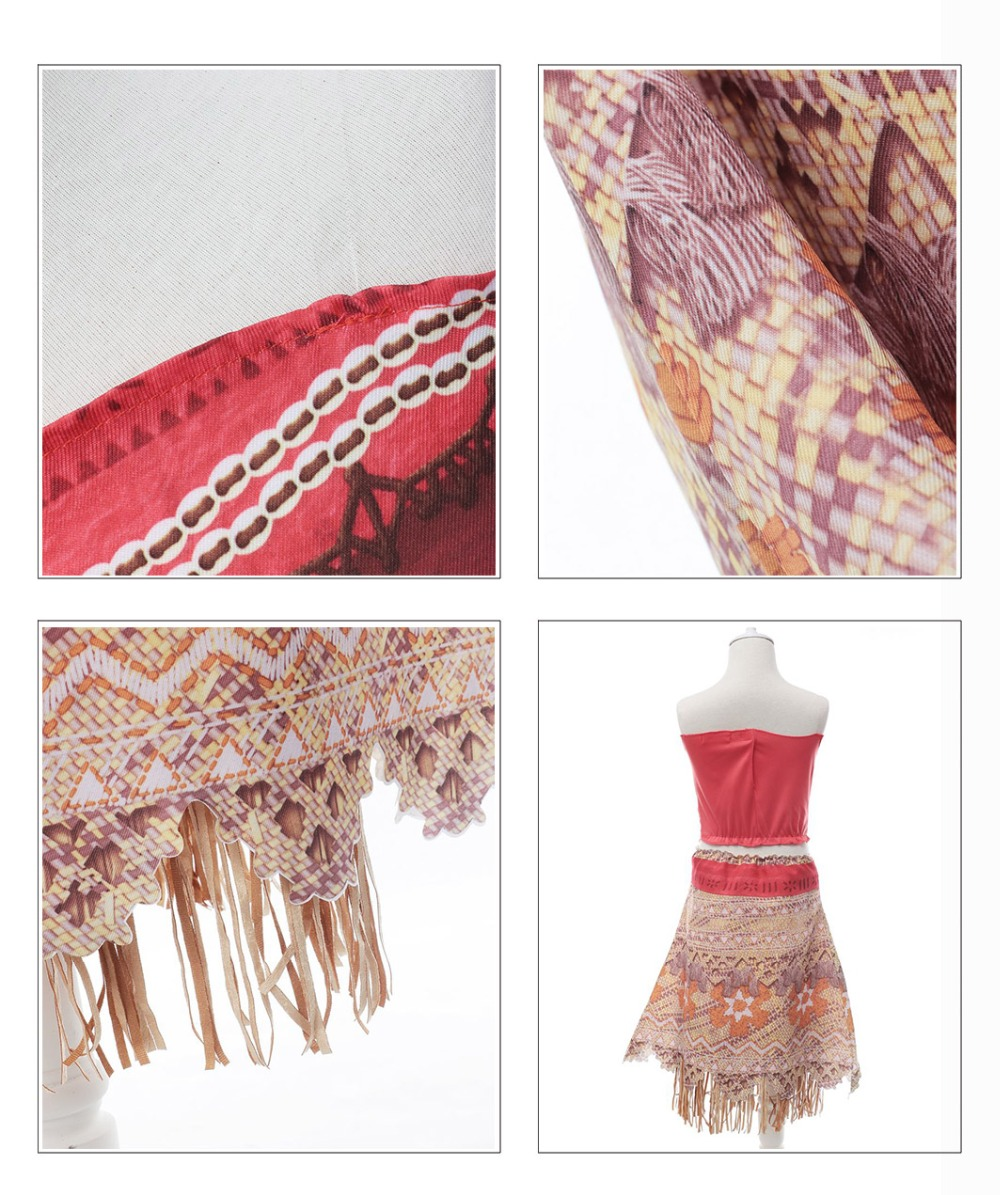 Moana-Dress