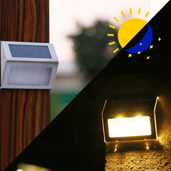 5f good quality stainless steel outdoor lighting garden decorate wall lamp step light sensor led solar.jpg 250x250