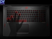 "17 inch Laptop keyboard Cover Protector For Asus ROG Strix GL702VS GL702vm Gl702vi gl702zc GL702VT GL702 17.3"" 2016(China)"