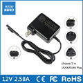 tablet 12V 2.58A 36W laptop AC power adapter charger for Microsoft Surface Pro3 Pro 3 US/UK/EU/AU Plug