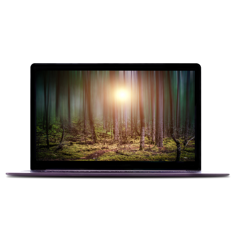 15.6inch 6GB RAM 64GB eMMC 256GB SSD Metal Cheap Ultrabook Laptop Notebook Computer image