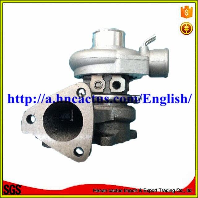 С водяным охлаждением Turbo TD04 49177-01504 Турбокомпрессор 4D56 Engine 3  отверстия