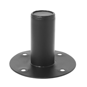 Image 2 - QAIXAG Professional Metal Stand Speaker Iron Lower Sound Stage Seat Mounting Base Tray