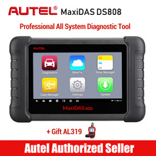 Autel MaxiDas DS808 Car Diagnostic Tool All System Diagnosti