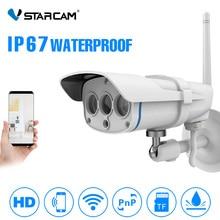 VStarcam C7816WIP Водонепроницаемый IP67 HD Беспроводной IP Камера ИК Ночное Видение безопасности Открытый CCTV Камера Wi-Fi