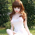 125cm Realistic Sex Robot Dolls For Men Real Silicone Sex Dolls Japanese Anime Love Doll Vagina Pussy Adults Toys Shop C-125-001