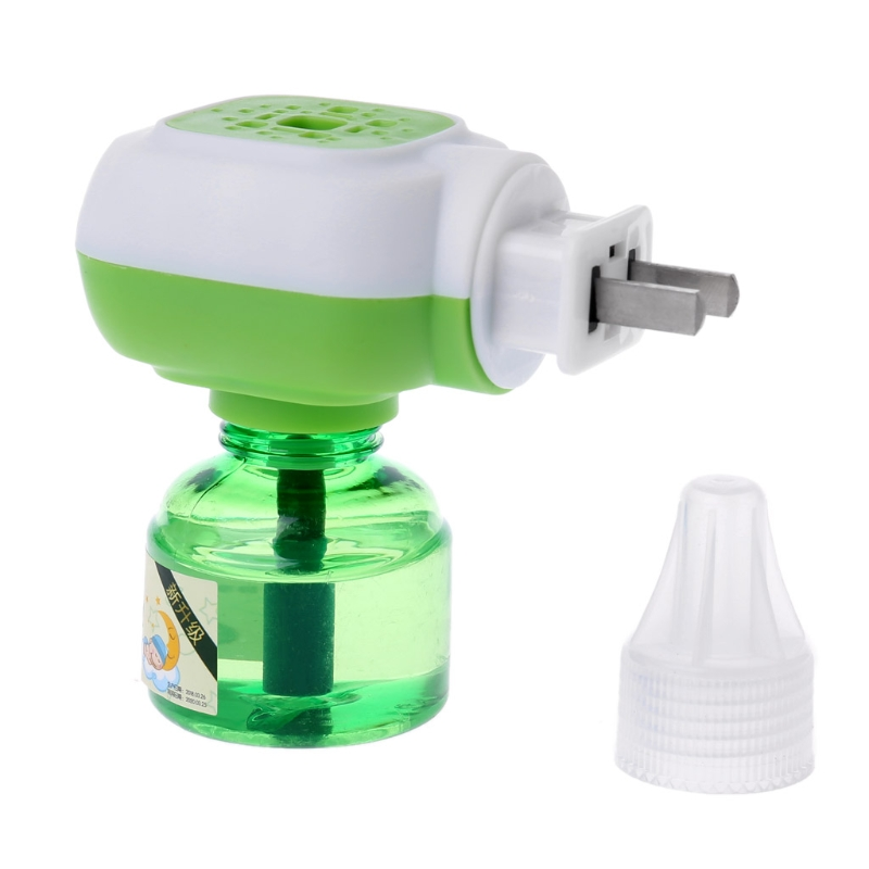 2019 New Refillable Protector Anti Fly Mosquito Insect Repeller Electric Liquid Repellent Garden Supplies