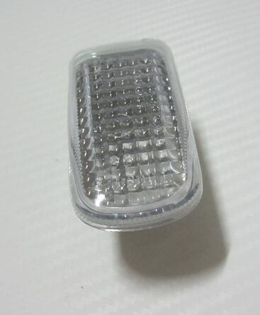 eOsuns fender Side light warning light turn signal for honda city, fit, jazz, accord, civic, original or transparent version