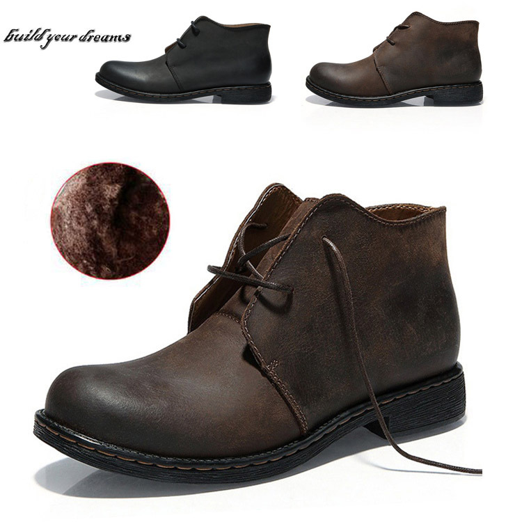 Aliexpress.com : Buy High quality Fashion Men's Leather Boots ...