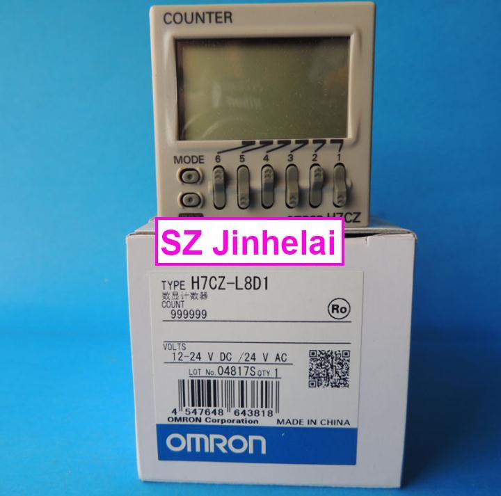 Здесь можно купить  Authentic original OMRON Digital display counter H7CZ-L8D1    Инструменты