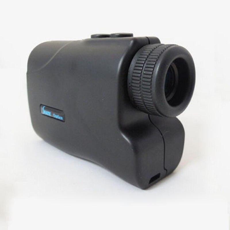 6X24mm 500M Golf Monocular Laser Rangefinder Height Angle Elevation Finder Meter aser Rangefinders W/Pinseeking