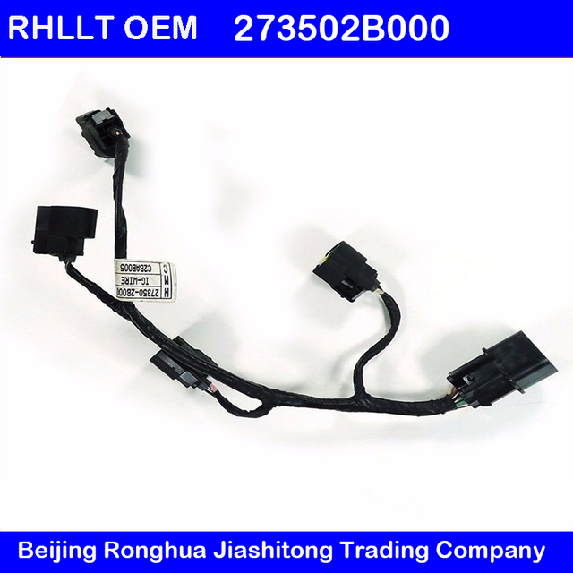 oem 27350 2b000 ignition coil wire harness for kia rio soul 1 6l for on  audi