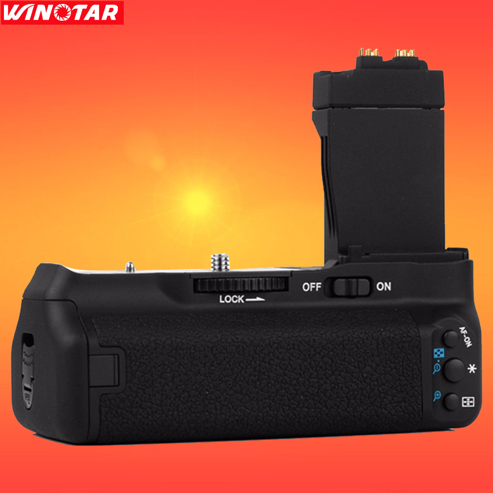 Pixel Vertax E8 E-8 Batterie Vertical Holder Grip pour Canon 700D 650D 600D 550D Rebel T5i T4i T3i T2i Dslr comme BG-E8