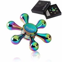 Fidget Spinner Metal Detachable Toys Super Speed Rotation Bearing Hand Spinner Anti Stress Waterdrop EDC Fidget