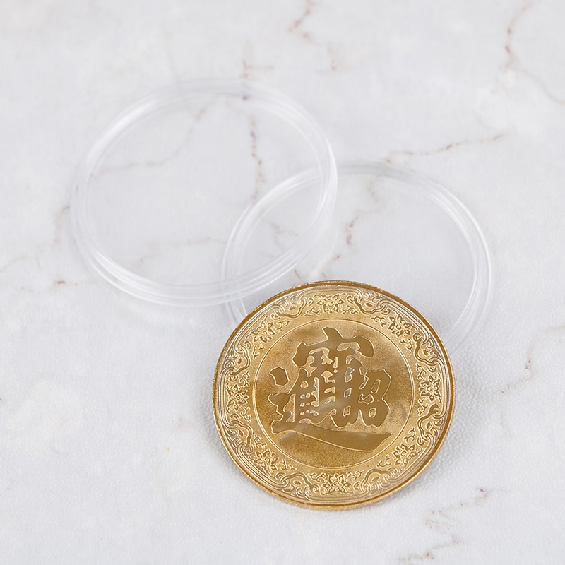 1pcs Clear Acrylic Medals Coins Display Stand Easel Show Holder Exhibit MoucODCA