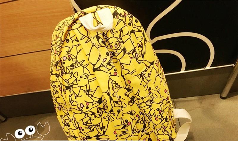 Women-Cartoon-Canvas-Pokemon-Backpack-School-Bag-Cute-Pikachu-Printing-Rucksack-Backpack-Bags-New-Fashion-BP0058 (3)