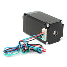 New Nema 11 Stepper Motor 2 Phase 4 Leads 0.67A 32mm DC Step Motor for 3D Printer MAL999(China)