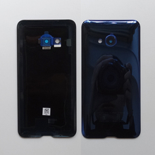 New Original Material Glass Back Rear Housing Door For HTC U Play Back Battery Cover Case
