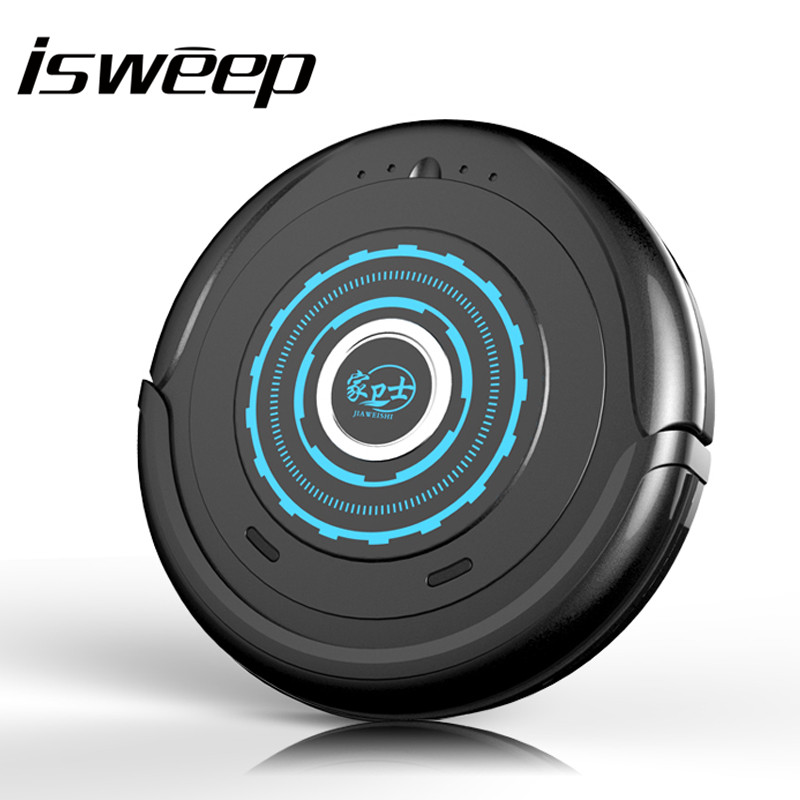 Isweep A1 Robot Vacuum Cleaner for Home Automatic Sweeping Dust Sterilize Smart vbot sweeping robot cleaner home fully automatic vacuum cleaner special offer clean robot mopping machine
