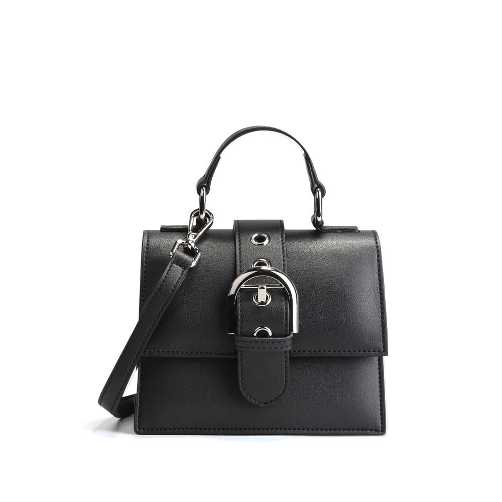Cuir Mini brownbag Simple Sac Qualité Messager Bandoulière En D'épaule Les Main Luxe Petit De Pour Sacs À 2018 Femmes Blackbag Mode Haute wzgq1zSv